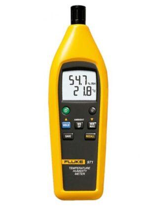 Термогигрометры, влагомеры