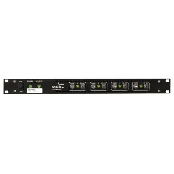 RFS40-4 Синтезатор частот с 4-мя независимыми фазово-когерентными каналами