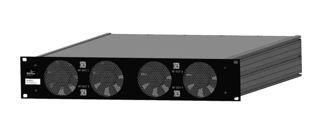 Многоканальный векторный генератор AnaPico серии RFVSG-X