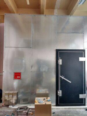 Экранированные помещения